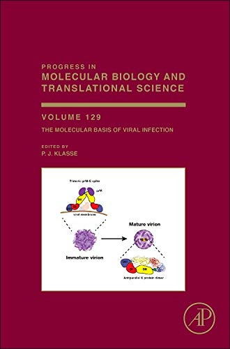 9780128024614: The Molecular Basis of Viral Infection (Progress in Molecular Biology and Translational Science)