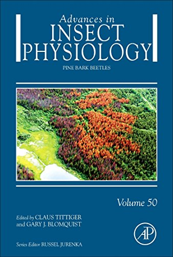 9780128027233: Pine Bark Beetles, Volume 50 (Advances in Insect Physiology)