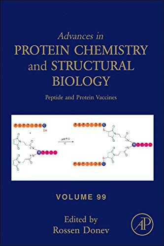 9780128028278: Peptide and Protein Vaccines (Advances in Protein Chemistry and Structural Biology)