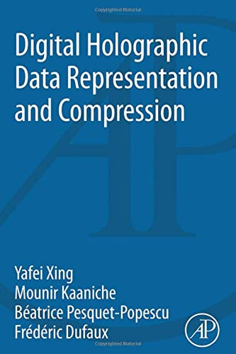 9780128028544: Digital Holographic Data Representation and Compression