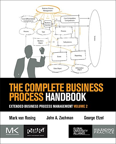 9780128028605: The Complete Business Process Handbook: Extended Business Process Management, Volume 2