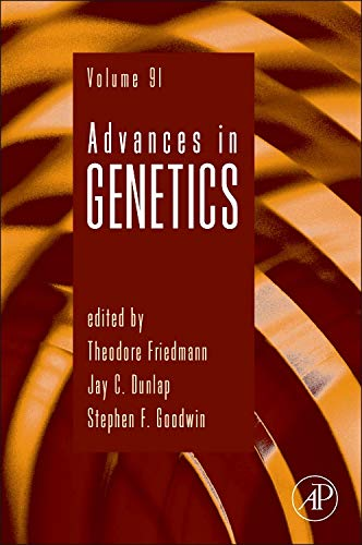 9780128029213: Advances in Genetics, Volume 91