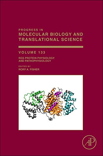 9780128029381: RGS Protein Physiology and Pathophysiology, Volume 133