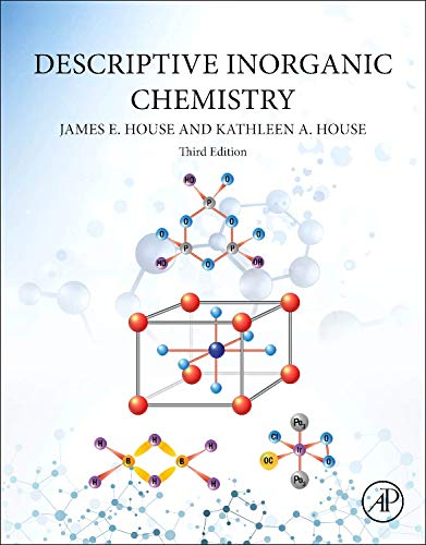 9780128029602: Descriptive Inorganic Chemistry, Third Edition