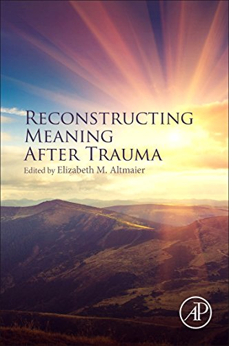 9780128030158: Reconstructing Meaning After Trauma: Theory, Research, and Practice