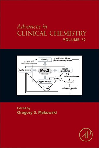 9780128033142: Advances in Clinical Chemistry, Volume 72