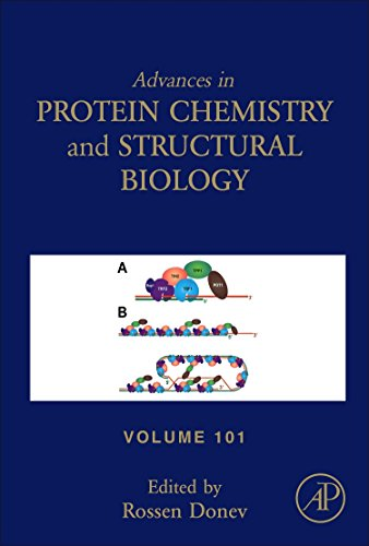 9780128033678: Advances in Protein Chemistry and Structural Biology, Volume 101