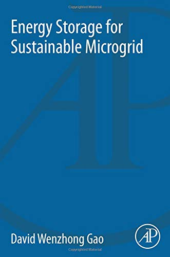9780128033746: Energy Storage for Sustainable Microgrid