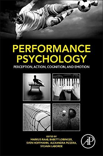 9780128033777: Performance Psychology