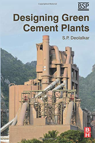 9780128034200: Designing Green Cement Plants