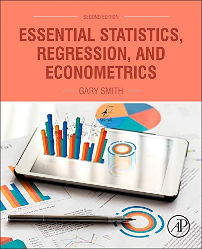 9780128034590: Essential Statistics, Regression, and Econometrics
