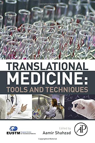 9780128034606: Translational Medicine: Tools And Techniques
