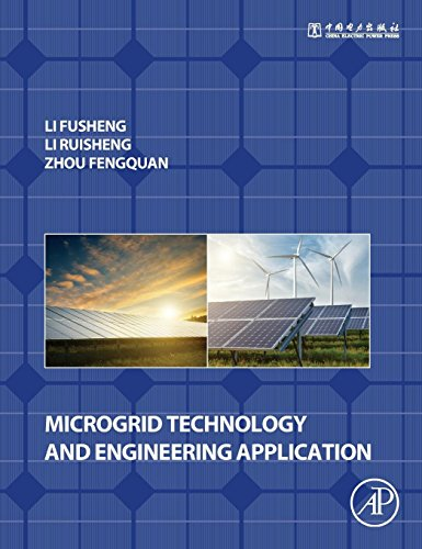 9780128035986: Microgrid Technology and Engineering Application: Control, Operation, and Architecture