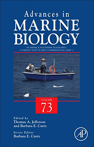 9780128036020: Humpback Dolphins (Sousa spp.): Current Status and Conservation, Part 2, Volume 73 (Advances in Marine Biology)