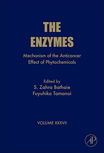 9780128038765: Mechanism of the Anticancer Effect of Phytochemicals, Volume 37 (The Enzymes)