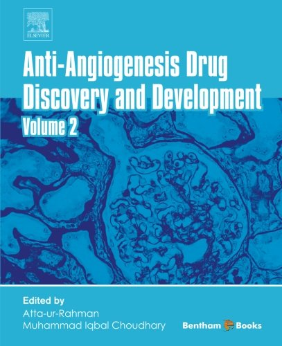 9780128039632: Anti-Angiogenesis Drug Discovery and Development: Volume 2