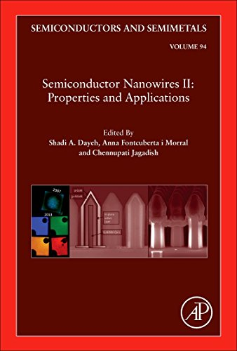 9780128040164: Semiconductor Nanowires II: Properties and Applications, Volume 94 (Semiconductors and Semimetals)