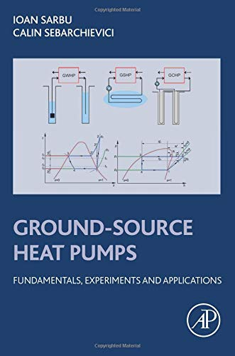 9780128042205: Ground-Source Heat Pumps: Fundamentals, Experiments and Applications