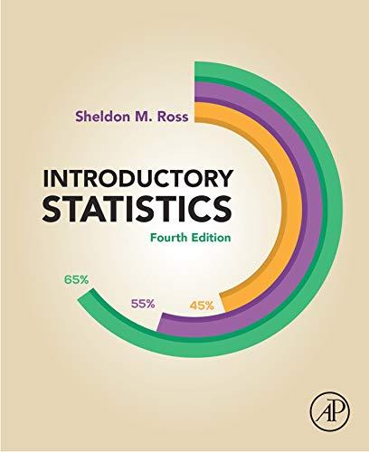 9780128043172: Introductory Statistics