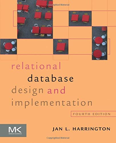 9780128043998: Relational Database Design and Implementation, Fourth Edition