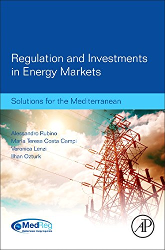 9780128044360: Regulation and Investments in Energy Markets: Solutions for the Mediterranean