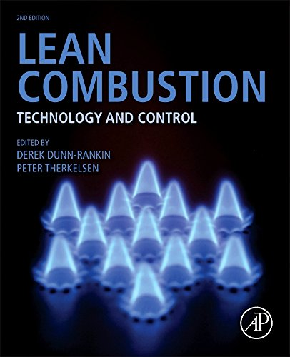 9780128045572: Lean Combustion, Second Edition: Technology and Control