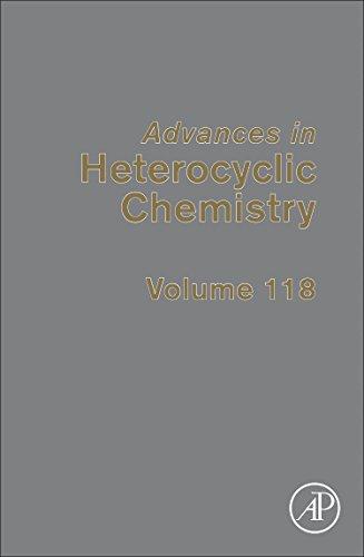 9780128046968: Advances in Heterocyclic Chemistry, Volume 118