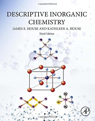 9780128046975: Descriptive Inorganic Chemistry, Third Edition