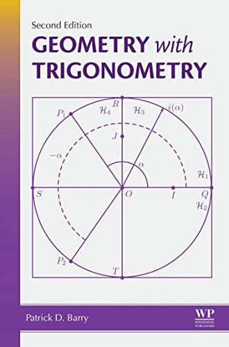 9780128050668: Geometry with Trigonometry, Second Edition