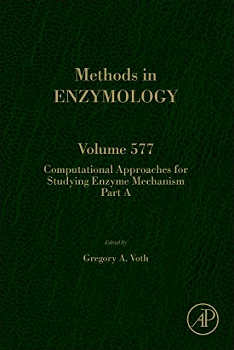 9780128053478: Computational Approaches for Studying Enzyme Mechanism Part A: 577 (Methods in Enzymology)