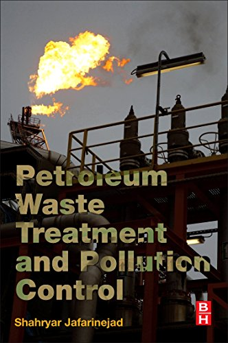 9780128092439: Petroleum Waste Treatment and Pollution Control
