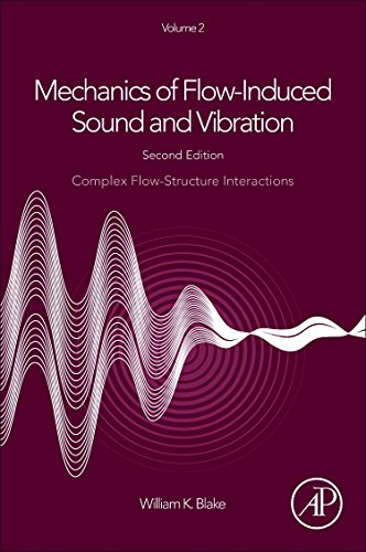 Mechanics Of Flow-Induced Sound And Vibration, Volume 2 : Complex Flow-Structure Interactions, 2Nd Edition