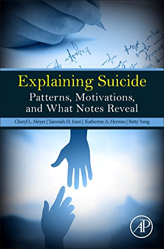 9780128092897: Explaining Suicide: Patterns, Motivations, and What Notes Reveal