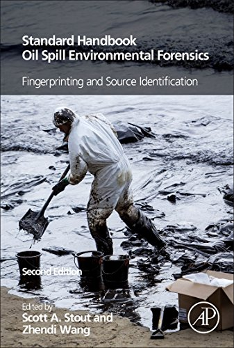 9780128096598: Standard Handbook Oil Spill Environmental Forensics, Second Edition: Fingerprinting and Source Identification