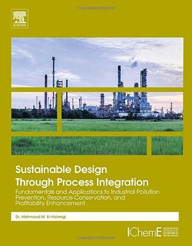 Sustainable Design Through Process Integration : Fundamentals: Mahmoud M. El-Halwagi