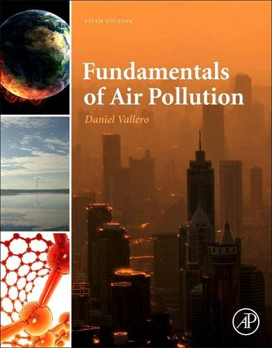 9780128099957: Fundamentals of Air Pollution