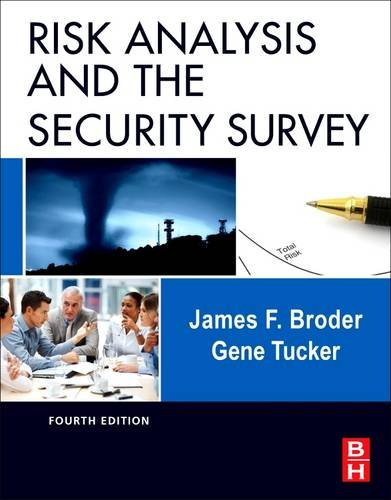 9780128100110: Risk Analysis and the Security Survey, Fourth Edition