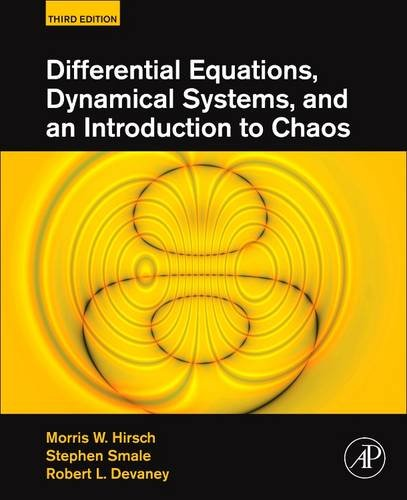9780128100158: Differential Equations, Dynamical Systems, and an Introduction to Chaos