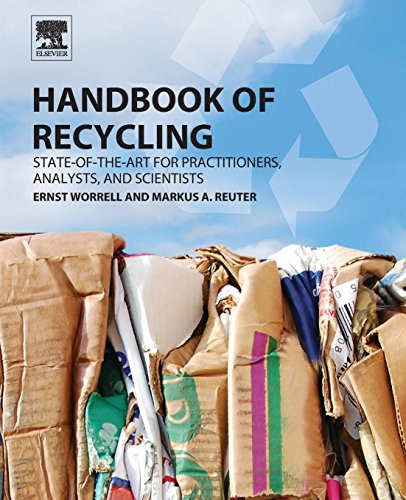 9780128100233: Handbook of Recycling: State-of-the-art for Practitioners, Analysts, and Scientists