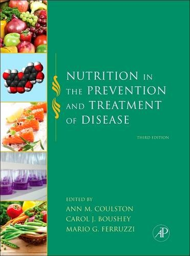 9780128100394: Nutrition in the Prevention and Treatment of Disease