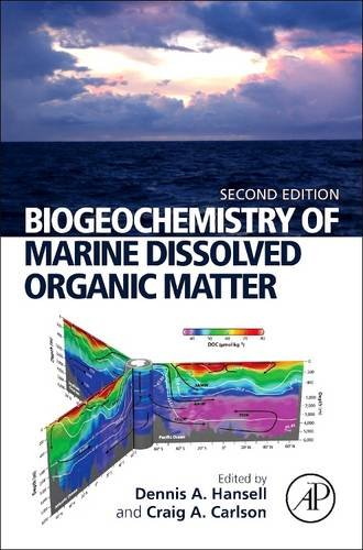 9780128100417: Biogeochemistry of Marine Dissolved Organic Matter, Second Edition