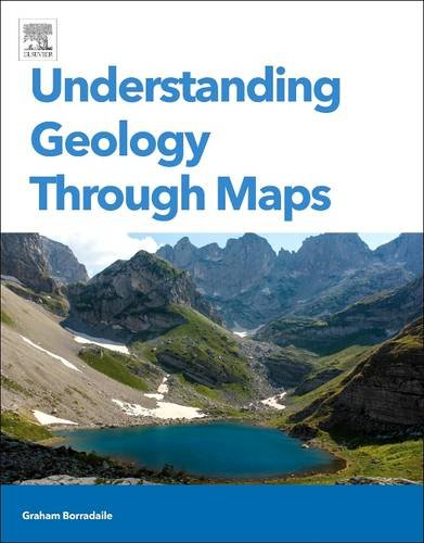 9780128100691: Understanding Geology Through Maps