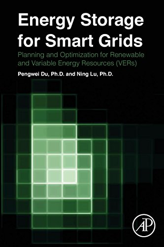 9780128100714: Energy Storage for Smart Grids: Planning and Operation for Renewable and Variable Energy Resources (Vers)