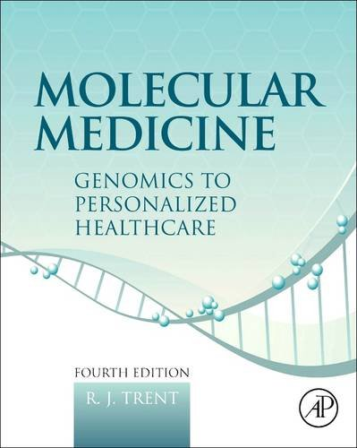 9780128100721: Molecular Medicine: Genomics to Personalized Healthcare