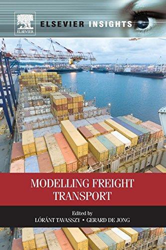 9780128100882: Modelling Freight Transport