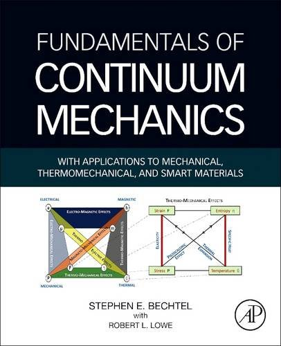 9780128101179: Fundamentals of Continuum Mechanics: With Applications to Mechanical, Thermomechanical, and Smart Materials