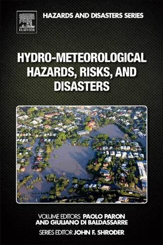 9780128101490: Hydro-Meteorological Hazards, Risks, and Disasters