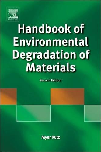 9780128101735: Handbook of Environmental Degradation of Materials, Second Edition