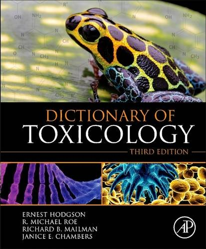 9780128102404: Dictionary of Toxicology, Third Edition