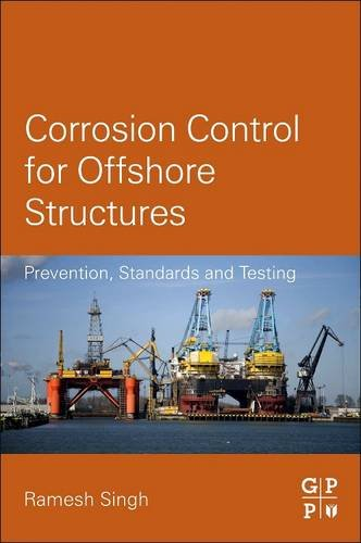 9780128102732: Corrosion Control for Offshore Structures: Cathodic Protection and High-Efficiency Coating